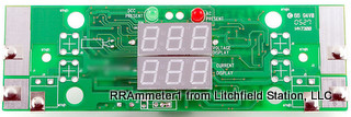 Amp and Voltmeter for DCC and DC
