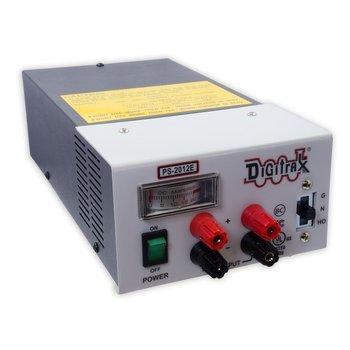 Digitrax 20 Amp Power Supply 13.8-23 volt DC - #PS2012E