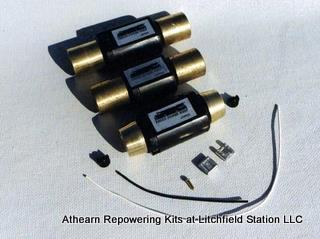 Can Motor Repowering Kit by A-Line