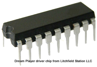 Dream Player replacement Output Driver Chip