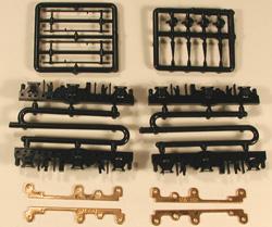Commonwealth 3 Axle Pickup Kit, Baldwin AS-616 or any 6 Axle Baldwin - #691-603