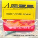 Flywheel Cement 0.5 ml by A-Line