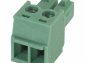 CONNECTOR TERMINAL BLOCK PLUG