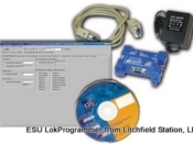 Computer Interface LokSound programmer USB or serial port - Australian