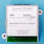 Lenz XpressNet DCC wireless phone adapter XPA