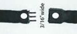 Connector Miniature Molded Set - male & female - 3-pin