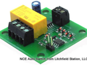 Programming Track Switch Automatic by NCE Auto-SW