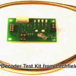 5240219 NCE DCC Decoder Tester Kit - #524-DTK