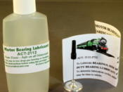 Lubricant Motor Bearing Oil by Aero-Car