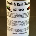 Cleaning fluid & track conditioner by Aero-Car