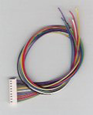 JST 9-pin Wire Harness by Digitrax - Single