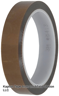 Kapton Tape - 1/4 inch wide