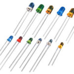 LED - Golden White 5 mm