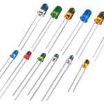 LED - Green 3 mm