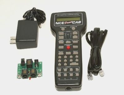 NCE Radio PowerCab DCC System