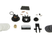 B803 OO/HO Gauge Dapol Track Cleaner Accessory Pack