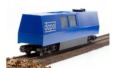 B800 W/ DCC & Sound OO/HO Gauge Dapol Motorised Track Cleaner