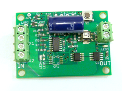 DCCBreak - DCC Circuit Breaker