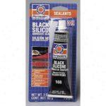 Permatex - Silicone Adhesive - Black