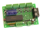 SMD84 - Switch Machine Driver with Serial Bus