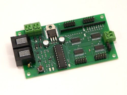 Switch & Route Controller - #TMD-SRC162e