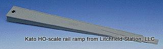 HO railing ramp by Kato