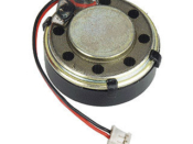 Speaker 28 mm diameter round with enclosure and MRC harness