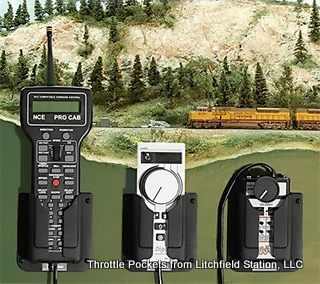 Throttle Pocket Universal 40020 - Single