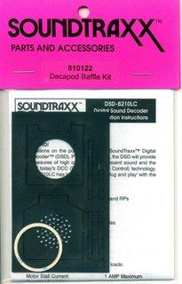 Speaker mounting kit Bachmann Decapod for SP-28R-08