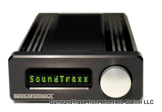 Layout Sound SurroundTraxx DSP-80