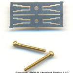 Axle Wiper Set by Richmond Controls - HO Scale EZ41WPRS