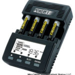 Battery Charger for 4 AA or AAA cells - Deluxe Model