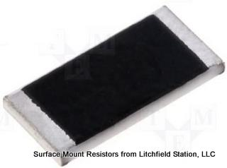 Resistor Surface Mount Device - 820 ohms