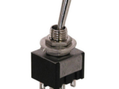 Switch DPDT ON-ON Mini Toggle