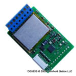 G or O DCC decoder by Digitrax screw terminals DG583S