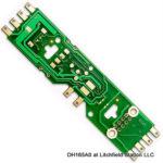HO DCC decoder LocoSpecific Atlas light board by Digitrax DH165A0