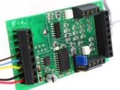 Fixed DCC decoder dual stall motors by DCC Specialties Wabbit - No Feedback