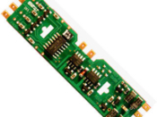 HO DCC decoder LocoSpecific Atlas light board by NCE DA-SR - 4 Pack