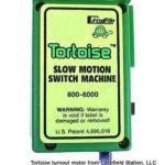 Tortoise - Switch Motor 800-6000 - Single Unit
