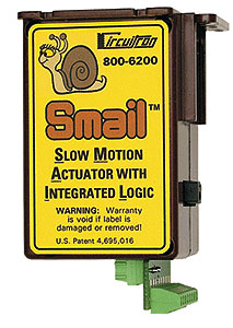 Tortoise - Smail Switch Motor - 6 PACK with Terminal Blocks