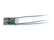 1 Amp Series 6 NEM 651 Plug Decoder with 4 Functions