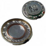 Speaker 13 mm Diameter Round 8 Ohms w/o Wires