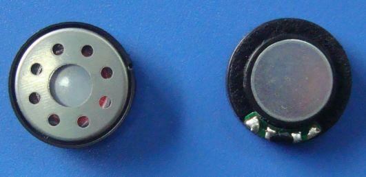 Speaker 17 mm diameter round 8 ohms