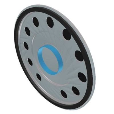 Speaker 50 mm diameter round 8 Ohms - #SP-50R-08