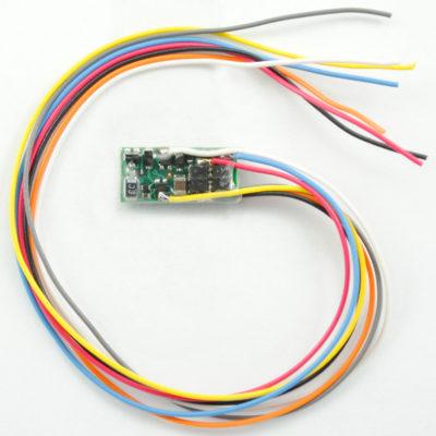 Z DCC decoder basic by TCS Z2
