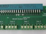 Input Board with screw terminals for Digitrax boards - Single