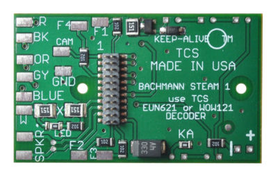 Bachmann adapter board MB1