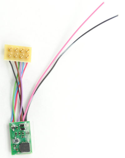 "FL4-1"" Function ONLY Decoder by TCS"