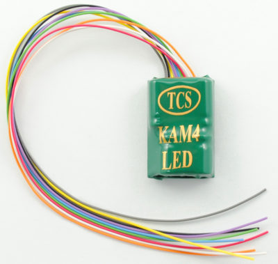 1479 4 function, built-in KA2 Keep-Alive™ - #TCS-KAM4-LED
