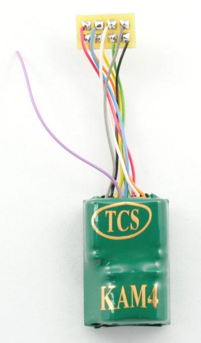 1485 4 function, built-in KA2 Keep-Alive™ - #TCS-KAM4P-SH